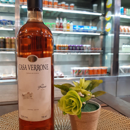 Vinho rosé Casa Verrone