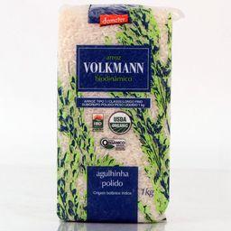 Arroz Agulha Polido 1kg Volkmann