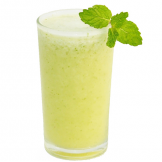 Suco Natural Abacaxi com Hortelã