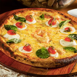 Pizza Salgada - Broto