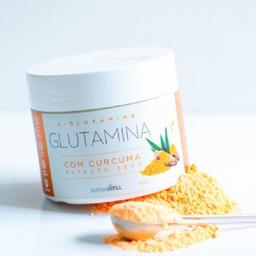 Glutamina com Cúcuma - 150g