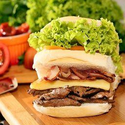 Filé Salada Bacon