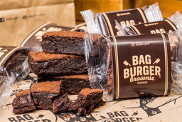 Bag Burger Brownie 65g