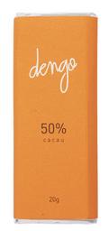 Chocolate ao leite 50% cacau - 20g