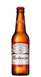 Budweiser - Long Neck 330ml