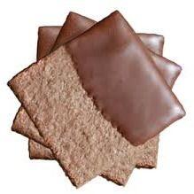 Biscoito Integral Café e Chocolate Fibra 100g