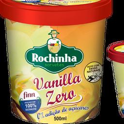Sorvete Rochinha Vanilla Zero 500ml