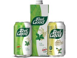 Chá Feel Good Verde - 330ml