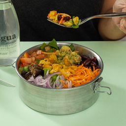 Combo Salada Mexicana