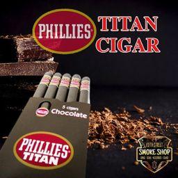 Charutos Phillies Blunt Chocolate