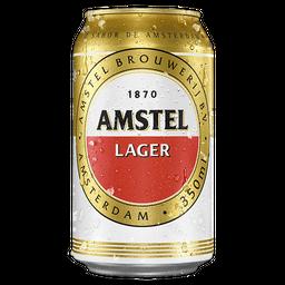 Cerveja Amstel - Lata 350ml