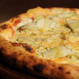 Pizza Alcachofrinha - Individual