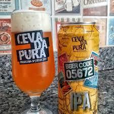 Cevada Pura Beer Code growler 1l