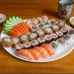 Combinado salmao harumi ( 40 peças )