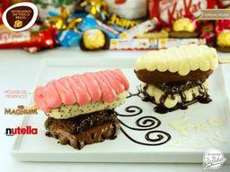 Brownie Especial Frozen
