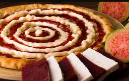 Pizza de Goiabada - 4 fatias