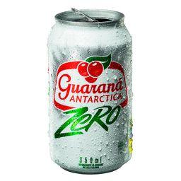 Guaraná Antarctica Zero - 350 ml