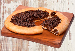 Pizza Borda Recheada Brigadeiro