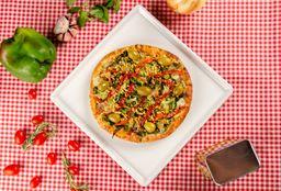 Pizza de Legumes - 032