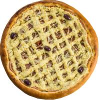 Pizza de Lombinho (c/ catupiry)