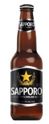 Cerveja Sapporo - 330ml
