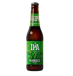 Maniacs Ipa - 355ml