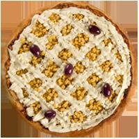 Pizza de Milho (c/ catupiry)