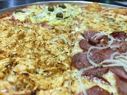 Pizza Mista - 04 Sabores