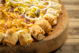Monte sua Pizza 02 Sabores