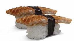 Nigiri salmão skin