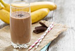 Vitamina de Banana com Chocolate - 500ml