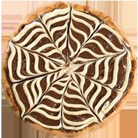 Pizza de Nutella® (c/ Leite Ninho)