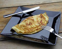 Omelete de 3 Ovos
