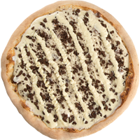 Pizza de Oreo Original