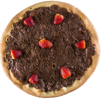 Pizza de Morangos