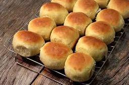 Pão Mandioquinha com Manteiga - Unidade