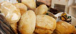 Pão Português com Manteiga - Unidade