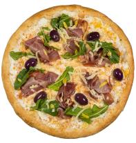 Pizza Parma com Rúcula