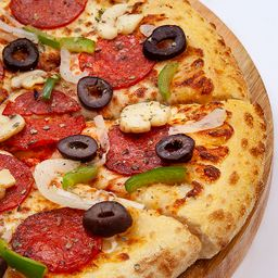 Pizza América - Média Pan