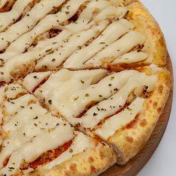 Pizza de Frango com Requeijão - Brotinho
