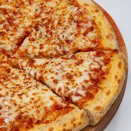 Pizza de Mussarela - Média Pan