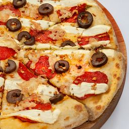 Pizza de Pepperrock - Brotinho