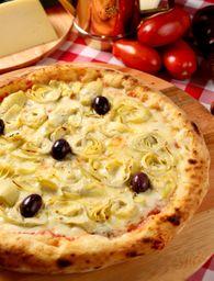 Pizza De Carciofatta