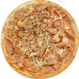 Pizza de Lombo Canadense