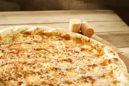 Pizza Média de Paçoca