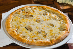 Pizza al Tartufo Nero - 50% OFF