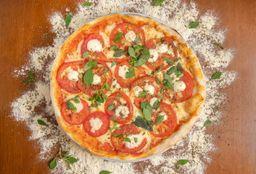 Pizzas Tradicionais Meio À Meio - Grande 35cm
