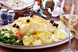 Bacalhau Á Portuguesa