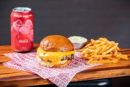 Combo Shy Burger