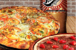 Pizza Grande Combo